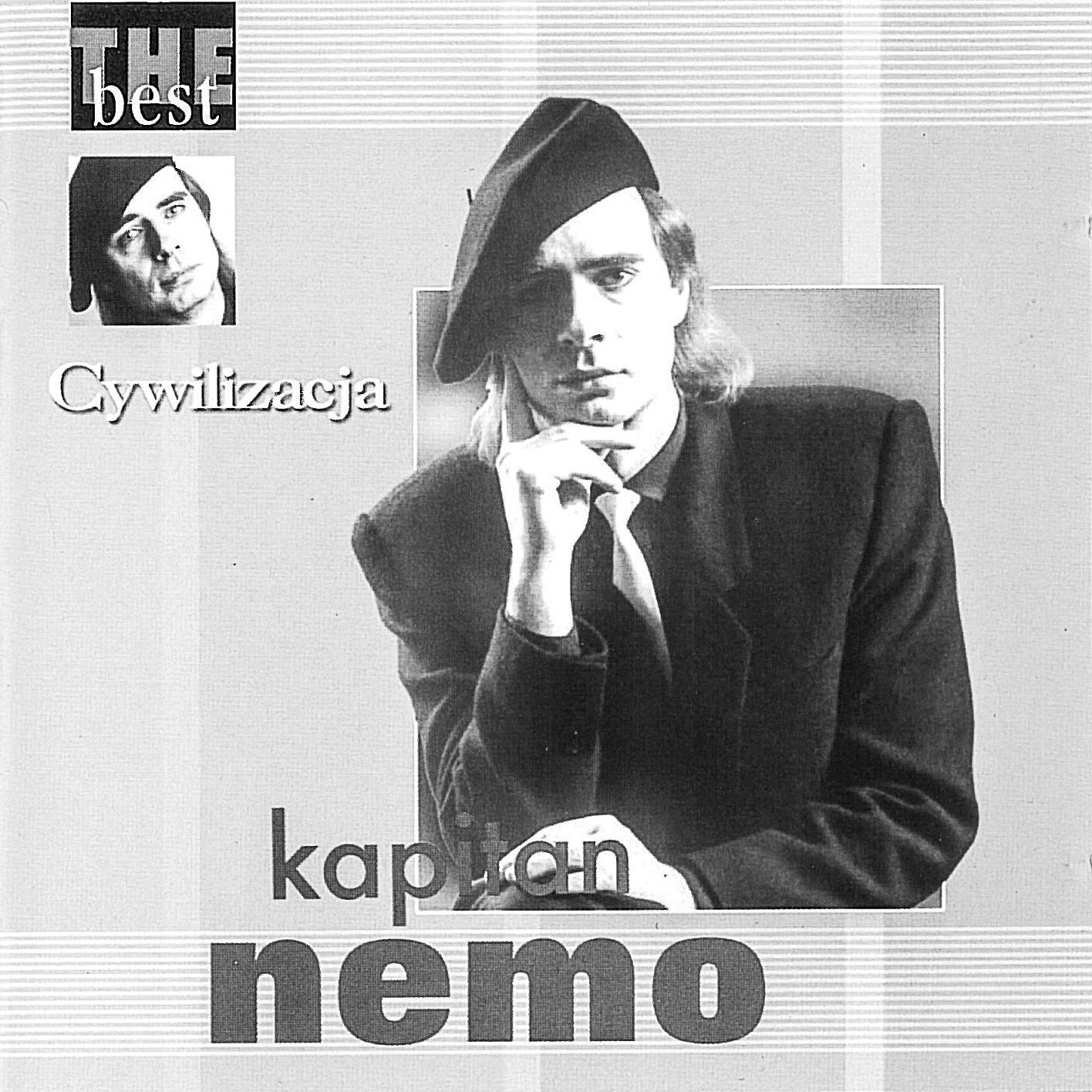 Kapitan Nemo Album, płyta The best Cywilizacja